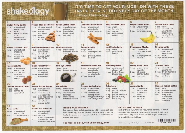 cafe-latte-shakeology-recipes